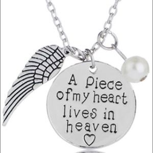 """❣️New """"A Piece Of My Heart...""""18"""" Necklace"""